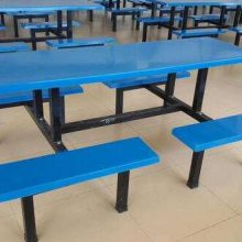 黑龙江餐厅餐桌可定做 单位6人职工餐桌椅哪家好