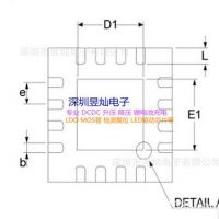 YB2486 3A4A5A大电流 宽电压 DCDC同步升压芯片外置MOS升压IC