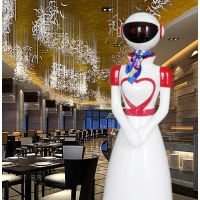 智能送菜送餐机器人餐厅语音点餐上菜酒店语音端菜上门服务安装