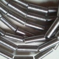 加工定做  不锈钢全牙外丝  304通牙外丝  外螺纹接头