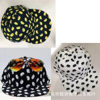 厂家直销 2015新款韩版大象图案 可调节男女韩版棒球帽平沿帽批发
