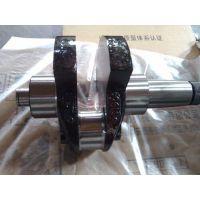 供应 农机配件 曲轴 单缸曲轴 JD1115 江动 柴油机配件
