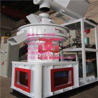 周口市生物颗粒机做成的颗粒成本低热值高比煤炭要环保(LGX-900)