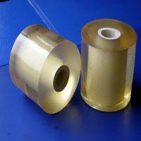 缠绕膜生产厂家 绿色透明 pvc电线膜 绕线膜 多种规格