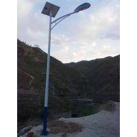 厂家现货供应 led太阳能路灯 瓦数可选 屹远科技 量大从优