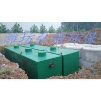 陕西弘顺/卫生院污水处理设备工艺/HSYTH-2为创卫加油