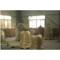 四川铜钟厂,博创雕塑(图),铜钟厂家