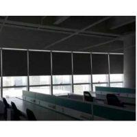 广州海珠区万胜围窗帘定制 办公室卷帘窗帘百叶帘安装
