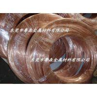 0.5mm环保T2紫铜线 浙江T3国标厚壁紫铜管 日标C1221进口紫铜板