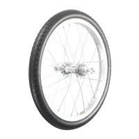 江昕轮胎 自行车免充气空心轮胎