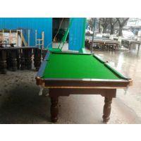 美式黑八台球桌 桌球台尺寸 台球桌厂家 虎门 长安 台山