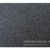 湖南高品质F24树脂磨具用黑刚玉磨料 伟翔牌喷砂专用金刚砂