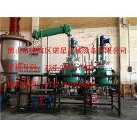供应湖北反应釜设备 防织助剂生产设备 广州水性PU反应釜