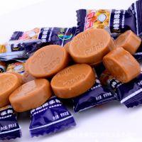 海南特产 正宗春光特制椰子糖 独立小包装食品单包5斤价糖果批发