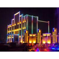 芜湖LED亮化公司/楼体亮化照明工程/LED数码管亮化效果设计亿恒光电