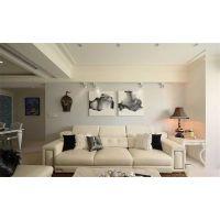 新中式风格-【海棠湾】-新古典轻质之美-石家庄实创装饰