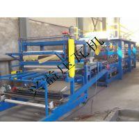 泡沫复合板机 彩钢隔热复合板机沧州兴益压瓦机厂制造