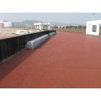 彩色透水混凝土场地施工,生态透水混凝土胶结料,透水混凝土材料配合比