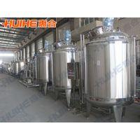 惠合机械巴氏奶生产线 巴氏鲜奶生产线 小型巴氏鲜奶饮料生产设备