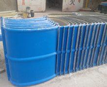 河北润飞防雨罩 弧形玻璃钢防雨罩 皮带机防雨罩 生产厂家直销