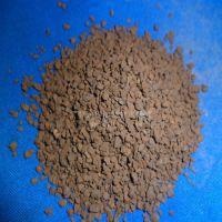 登封市华洁滤材30含量以上除锰除铁水过滤锰砂滤料