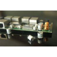 贴片铝电解电容厂家排名100UF 6.3V 5X5.4国产正品