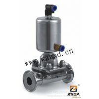 供应供应QG2000卫生级气动隔膜阀