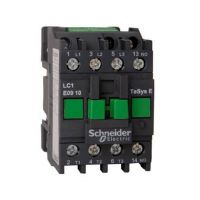 LC1E65低压接触器 施耐德接触器 LC1E65交流接触器