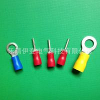 PTV2-10 冷压端子 接线鼻 接线端子 针形预绝缘端子 铜鼻