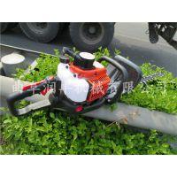 省时省力绿篱修剪机 润丰 小型手持式绿篱机