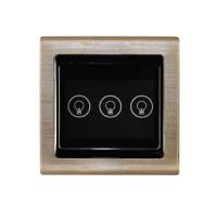 供应AVC先导视讯智能开关/插座面板AVC-10DK-305D