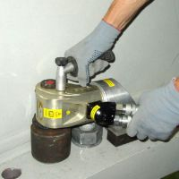 MTXH系列液压扳手四方驱动|型液压扭矩扳手-高压电动泵