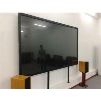 WOLL85寸液晶监视器规格参数外观尺寸多少85寸商用液晶电视机WOLL-850W