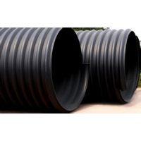 云南各地州HDPE钢带管厂家批发供应