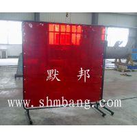 专业定制默邦品牌电焊工位焊接屏风,打磨防护屏风