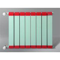 铜铝复合散热器、河北祥和、铜铝复合散热器 600mm