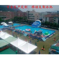 神洲水上乐园专业定制、广州儿童支架泳池、儿童支架泳池维护