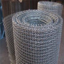 轧花网规格表 不锈钢轧花网规格 矿筛网特点及用途