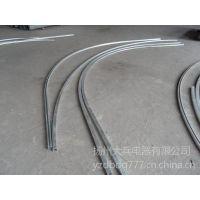 供应移动电缆滑线-C型电缆滑轨