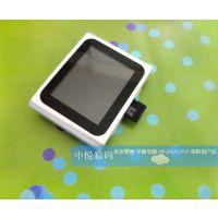 1.8寸插卡6代MP3 mp4 AMV视频播放器 FM收音 歌词 录音 电子书