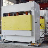 新型复合材料板压机生产线制造厂青岛国森机械