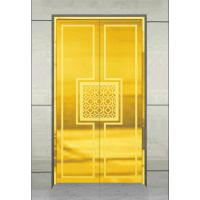 大型小区电梯厅门改包系列--011