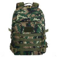 新款户外运动登山包骑行防水3P攻击背包军迷战术冲锋包迷彩双肩包