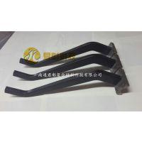 南通君彰加工定做各种规格TXW-TSB001高强度的碳纤维推手柄 碳纤维方管