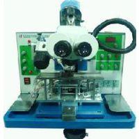 深圳百祥源供应LED焊线机HS-865型LED手动焊线机