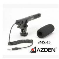阿兹丹 AZDEN SMX-10 单反相机录音立体声话筒麦克风