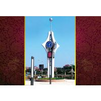 康巴丝专业生产销售广场大钟 广场建筑钟表kts-15