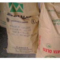 供应进口1801印尼春金硬脂酸,广东硬脂酸价格多少?