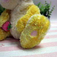 动物填充毛绒玩具兔子公仔可来图定制批发