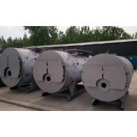 燃气蒸汽锅炉常规技术参数值分享